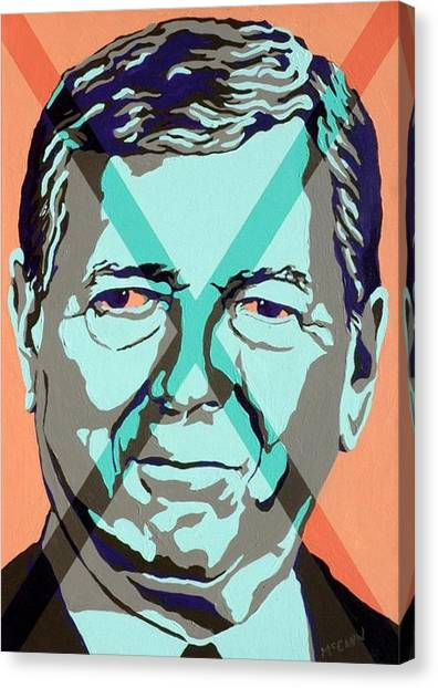 Ashcroft Canvas Print by Dennis McCann