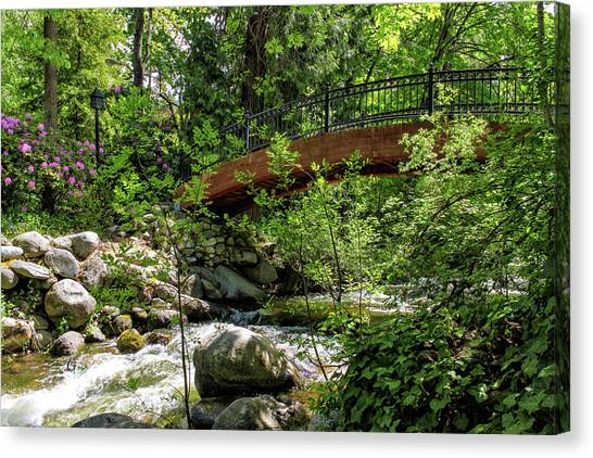 Ashland Creek Canvas Print