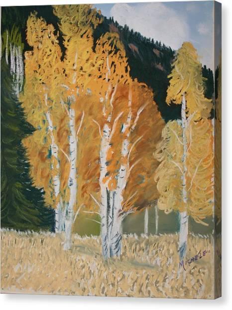 Aspen Sanctuary Canvas Print