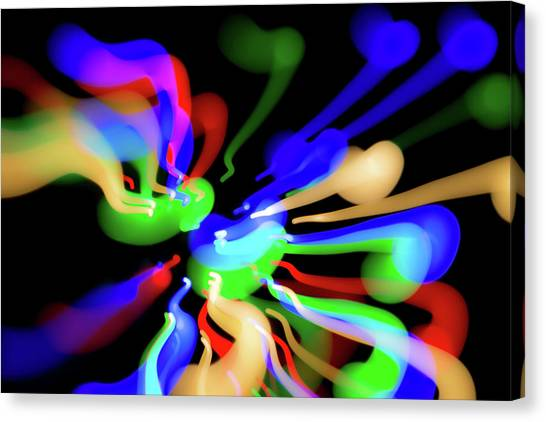 Astral Travel Canvas Print