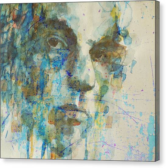 Celtic Canvas Print - Astral Weeks by Paul Lovering