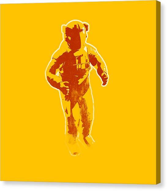 Astronauts Canvas Print - Astronaut Graphic by Pixel Chimp