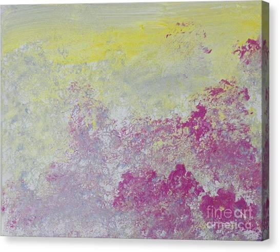 At Ease Canvas Print
