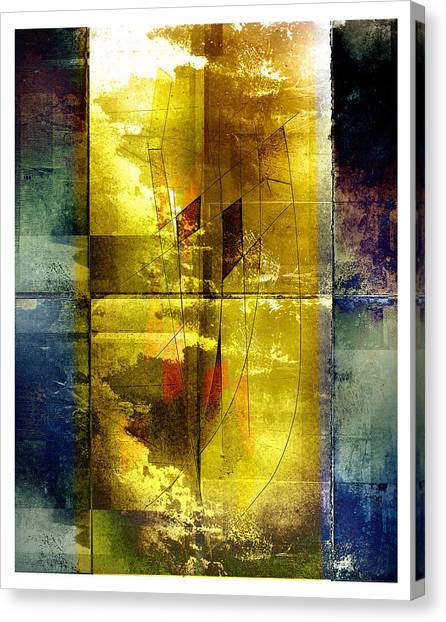 At Sea Canvas Print by Geoff Ault