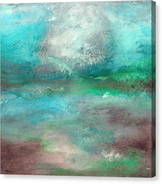 Susann Serfezi Canvas Print - At The Shore by AugenWerk Susann Serfezi