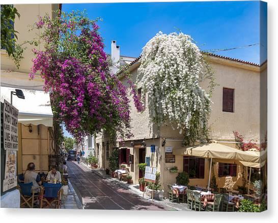 Athens / Greece Canvas Print