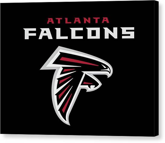 Matt Ryan Canvas Print - Atlanta Falcons 6 by Reid Callaway