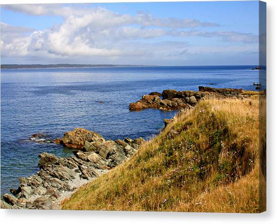 Cape Breton, Nova Scotia Canvas Print