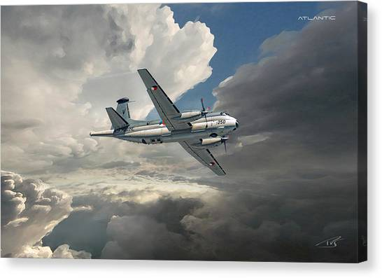 Iraq Canvas Print - Atlantic by Peter Van Stigt