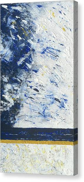 Atmospheric Conditions, Panel 1 Of 3 Canvas Print