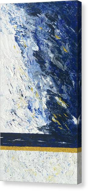 Atmospheric Conditions, Panel 2 Of 3 Canvas Print