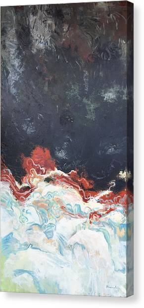 Atmospheric Shift Canvas Print
