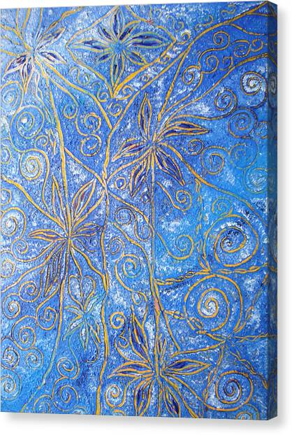 Canvas Print - Attracting What You Want by Joanna Pilatowicz