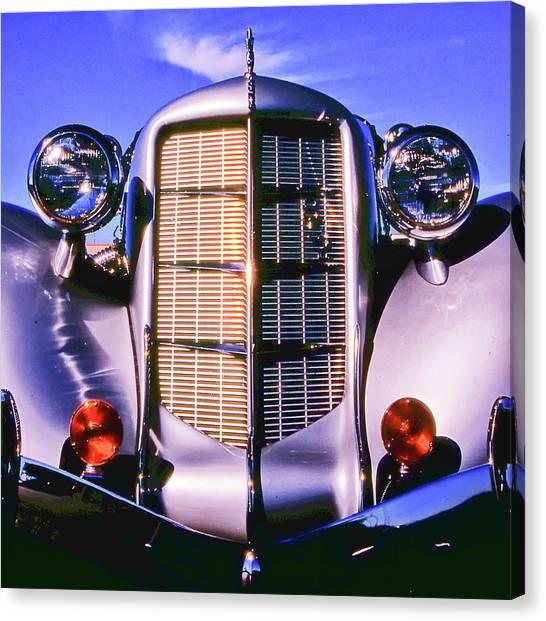 Auburn 852 Boattail Speedster Canvas Print