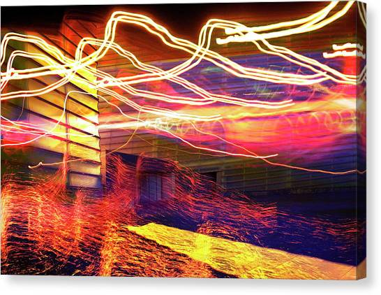 Canvas Print - Aurora by Skip Hunt