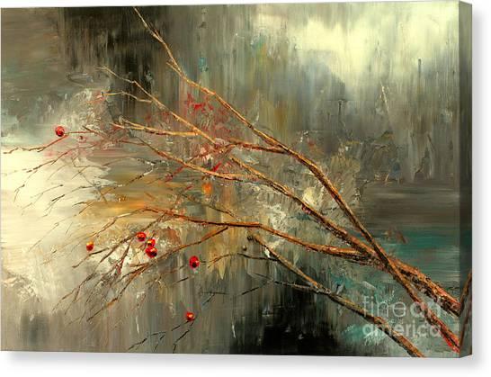 Austere Canvas Print