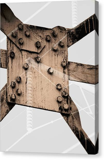 Austerity Of Form Canvas Print