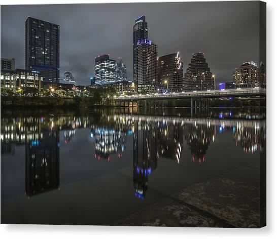 Austin As Gotham Canvas Print