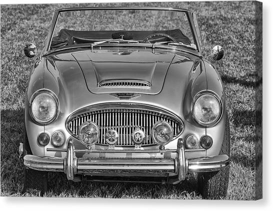 Austin Healey 3000 Mk IIi Canvas Print