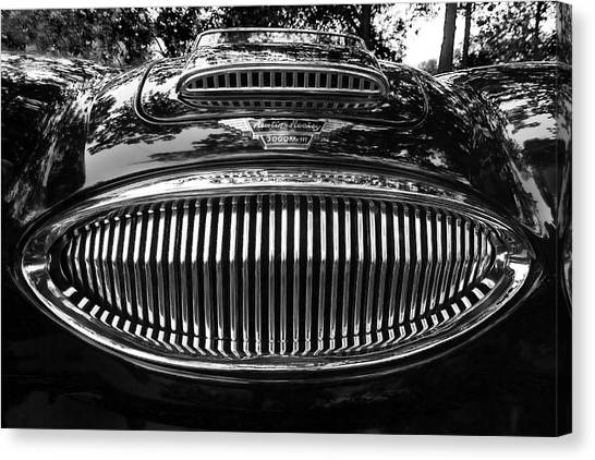 Austin Healey 3000 Mkiii Canvas Print