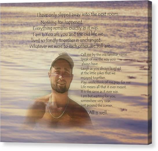 Austins Blanket Canvas Print
