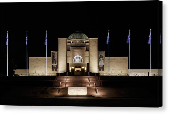 Australian War Memorial Canvas Print