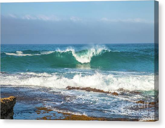 Great Otway National Park Canvas Print - Australian Waves by Benny Marty