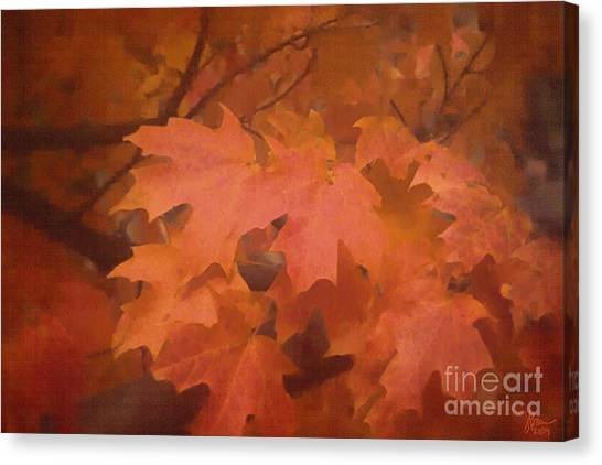 Autumn 2 Canvas Print