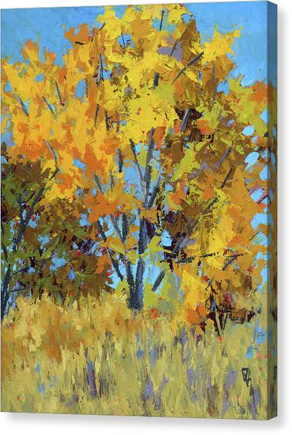 Autumn Delight Canvas Print