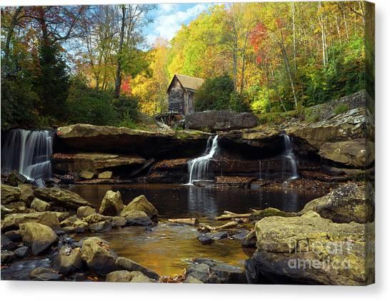 Autumn Fantasia Canvas Print