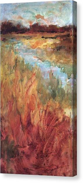 Autumn Marsh Canvas Print