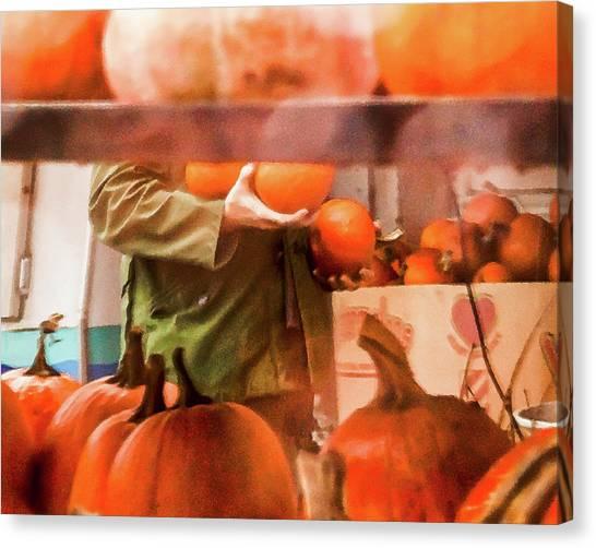Autumn Plenty -  Canvas Print