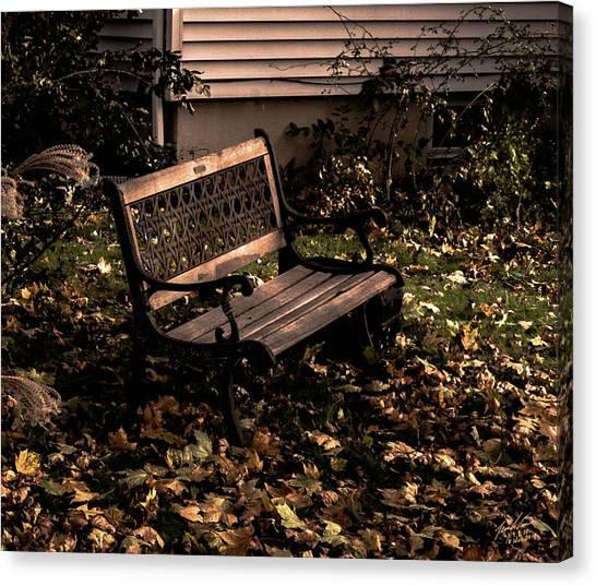 Autumnal Solace Canvas Print