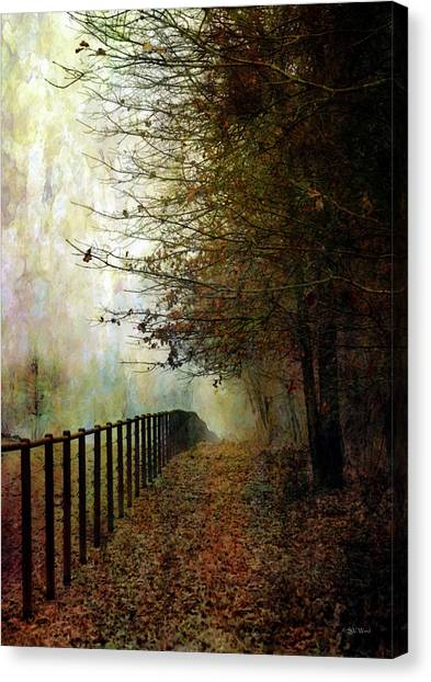 Autumns Path 7864 Idp_2 Canvas Print