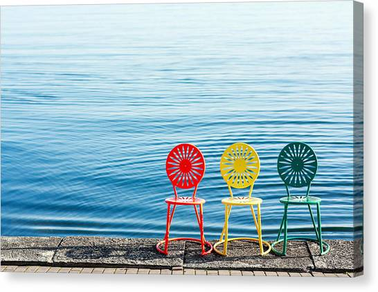 Available Seats Canvas Print