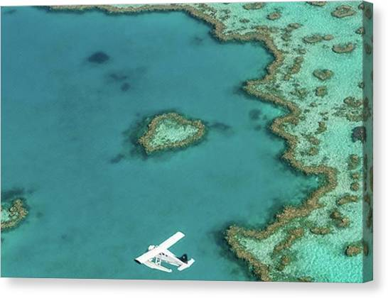 Seaplanes Canvas Print - Aviation Is Always Close To My Heart by Kevin Alexander
