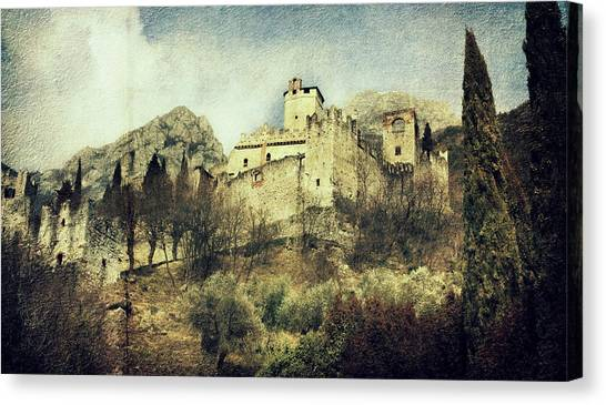 Avio Castle Canvas Print