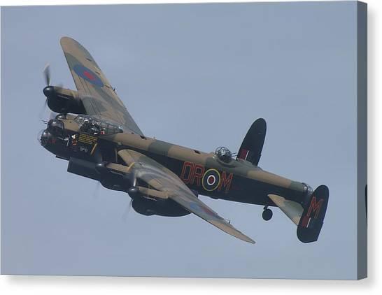 Avro Lancaster B1 Pa474  Canvas Print