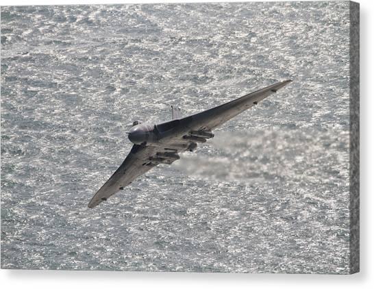 Avro Vulcan Canvas Print