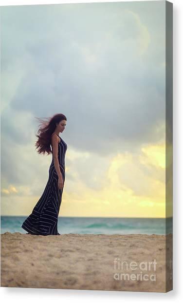 Breeze Canvas Print - Awake My Soul by Evelina Kremsdorf
