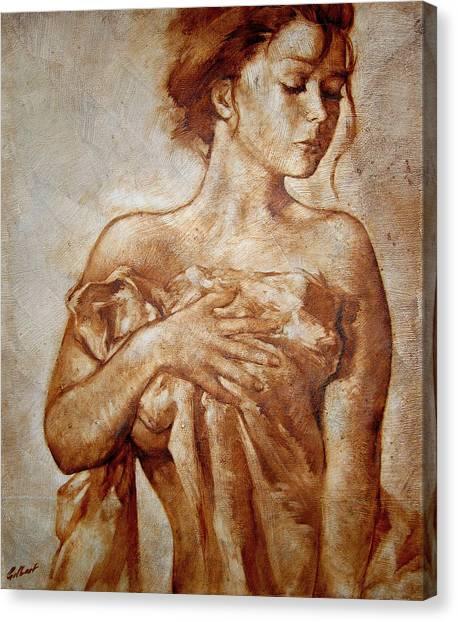 Rennaissance Art Canvas Print - Awakening by Stuart Gilbert