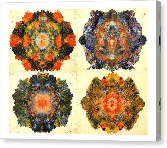 Axiology Canvas Print by Howard Goldberg