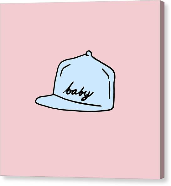 Baby Hat 1 Canvas Print
