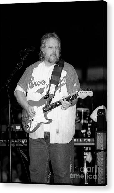 Ringo Starr Canvas Print - Bachman Turner Overdrive Randy Bachman by Concert Photos