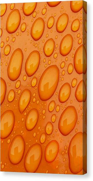Koningsdag Canvas Print - Background by Andre Brands