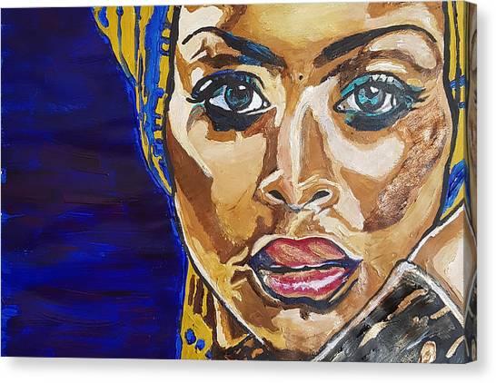 Baduizm Canvas Print