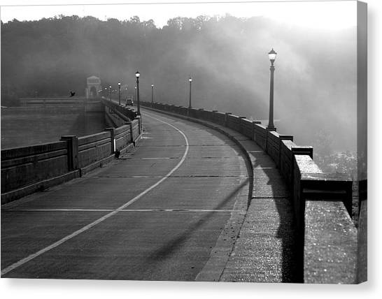 Bagnell Dam Canvas Print