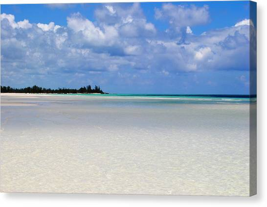 Bahamas Canvas Print by Karla Kernz