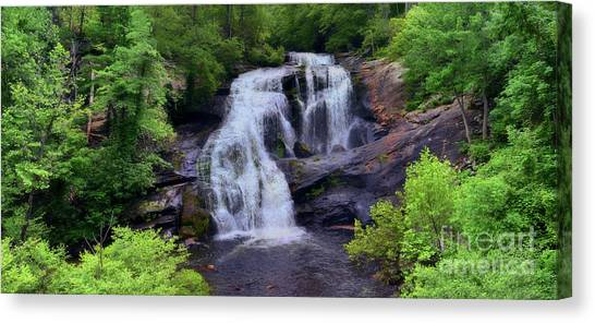 Bald River Falls, Tenn. Canvas Print