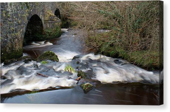 Ballinderry River Canvas Print